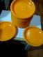 Пластиковые тарелки по 20 руб.